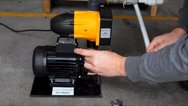 sửa máy bơm nước tại lê chân