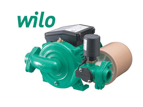 Máy bơm tăng áp chịu nhiệt Wilo PB 250SEA