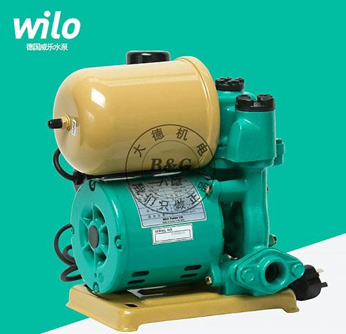 Máy bơm tăng áp Wilo PW 082EA
