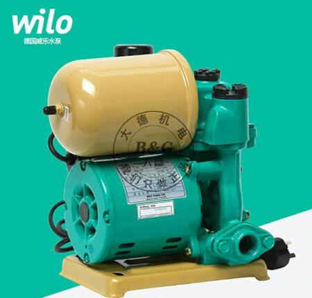 Máy bơm tăng áp tự động Wilo PW 122EA