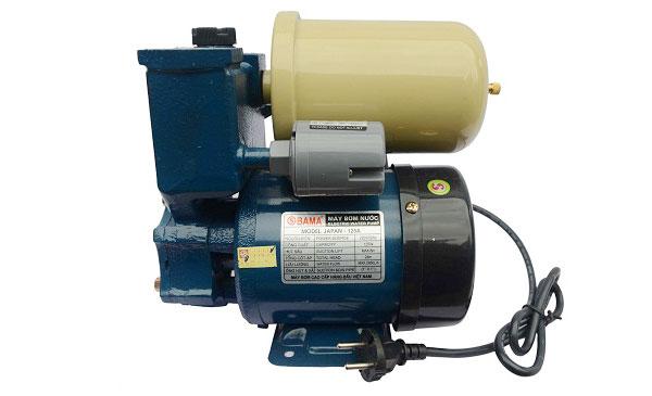 máy bơm nước tăng áp chạy êm nhất