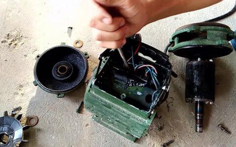 sửa máy bơm tại hồng bàng