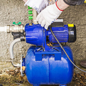 Sự cố thường gặp khi sử dụng máy bơm nước giếng khoan