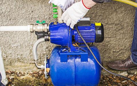 sự cố thường gặp về máy bơm nước giếng khoan