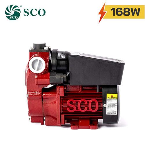 Máy bơm tăng áp điện tử SCO 168A