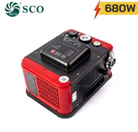 Máy bơm tăng áp điện tử ngoài trời SCO JD-680A
