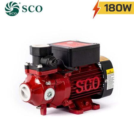 Máy bơm tăng áp điện tử SCO QB-180m