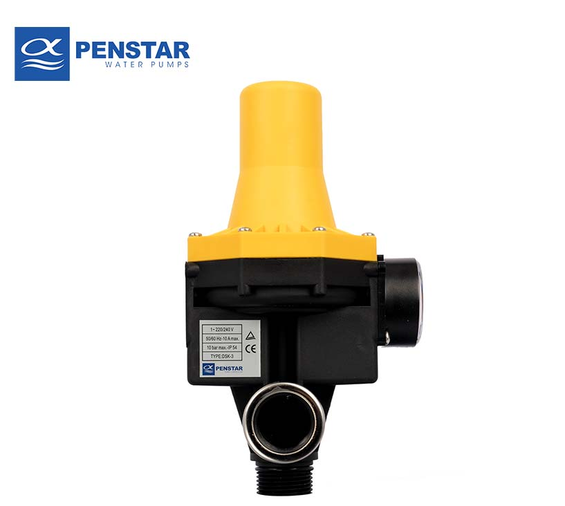 Rơ le điện tử tăng áp Penstar DSK-3