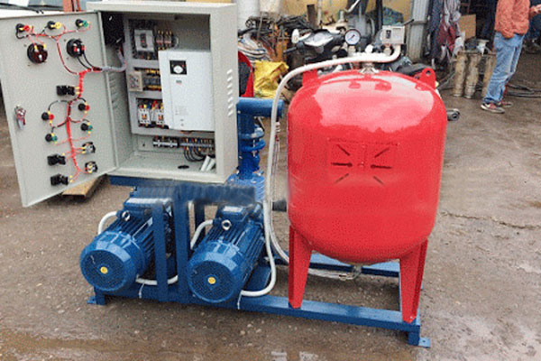 lắp đặt hệ thống máy bơm biến tần tại hải phòng