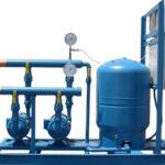 Lắp đặt hệ thống máy bơm tăng áp tại Hải Phòng