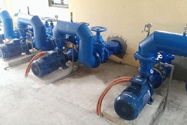 Lắp hệ thống máy bơm thoát nước thải Hải Phòng