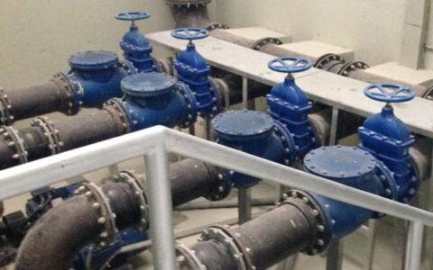 Lắp hệ thống máy bơm thoát nước thải tại Hải Phòng