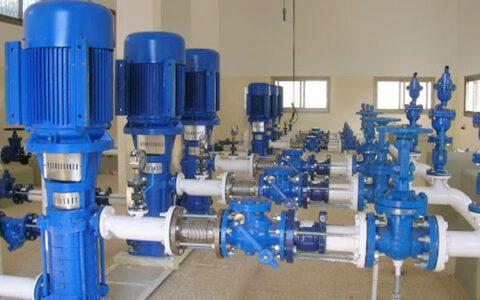 lắp đặt hệ thống máy bơm cấp nước sinh hoạt tại hải phòng