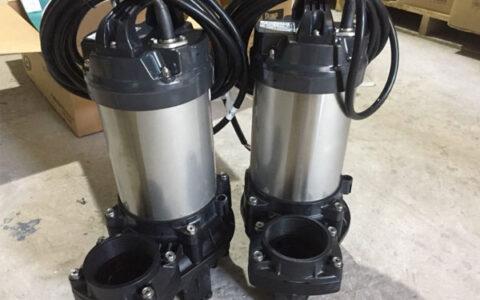 Lưu ý cần biết khi chọn mua máy bơm chìm nước thải