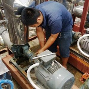Quy trình bảo dưỡng máy bơm nước
